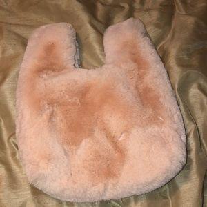 GAP small fur handbag